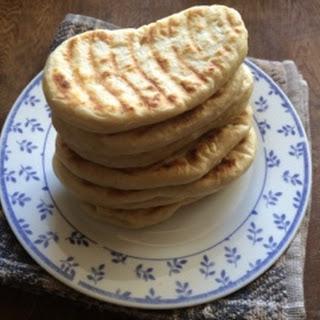 'Naan' Indonesian Flatbread.