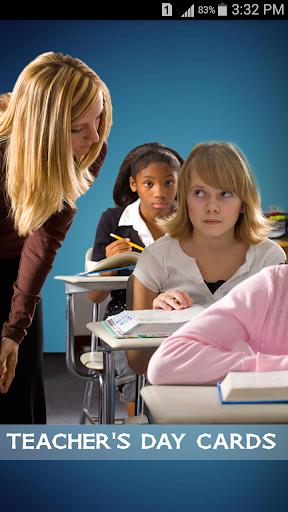 玩通訊App|Teachers Day Cards & Wishes免費|APP試玩