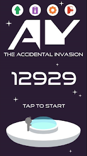 ALY - The Accidental Invasion screenshot