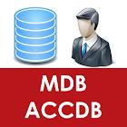 ACCDB MDB Database Manager icon