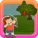 Shooting Games : Apple Shooter icon