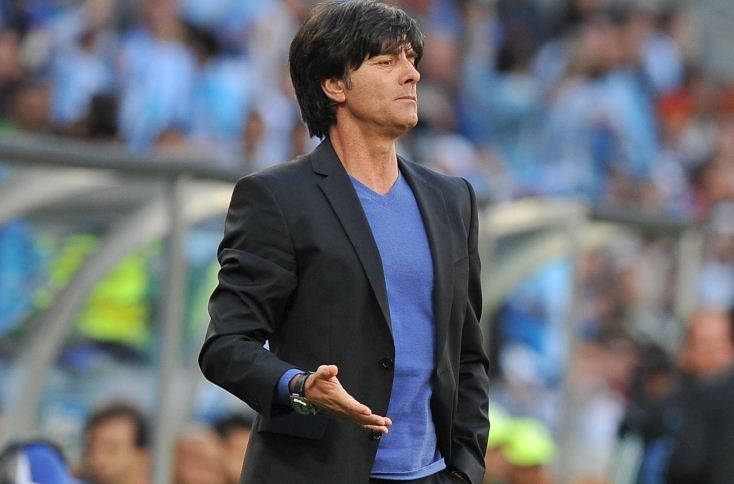 Joachim Loew. Picture: SUPPLIED