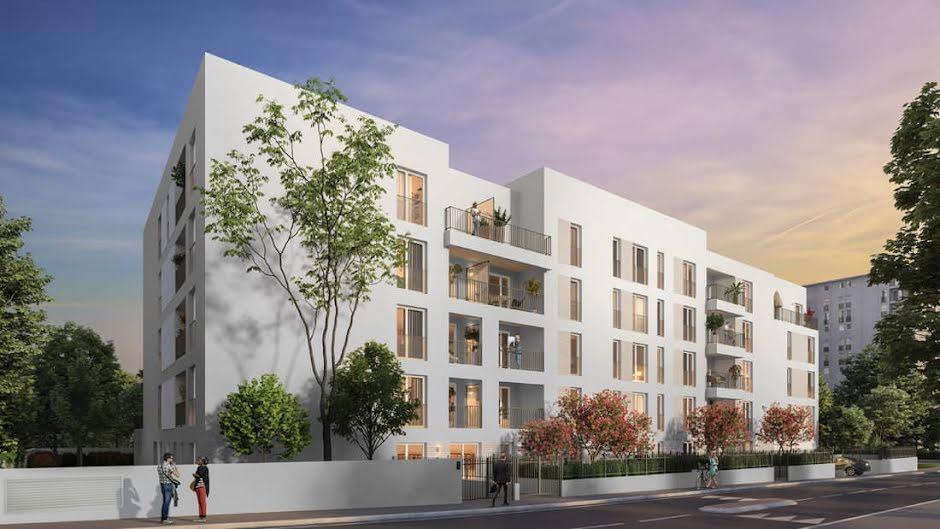 Marseille 10ème, une nouvelle résidence Urbat