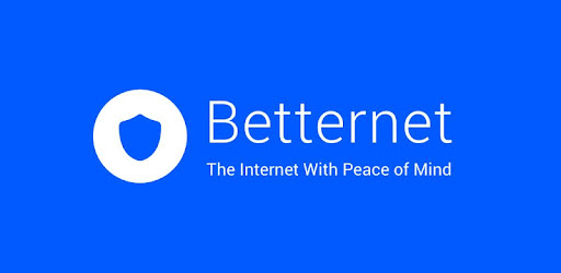 betternet vpn locations