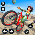 Fearless BMX Bicycle Stunts 3D : Impossible Tracks icon