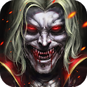 Bloody Vampire Halloween Wallpapers icon