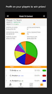 StockJocks Live Fantasy Sports- screenshot thumbnail