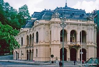 Photo: 11 mei. Tsjechië. Karlovy Vary (Karlsbad).