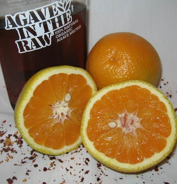 Spicy Orange Glaze