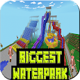 Biggest Waterpark Guide MCPE