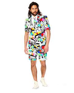 Opposuit, Testival med shorts