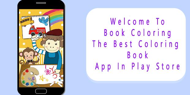 Kid Coloring Book Screenshot Thumbnail