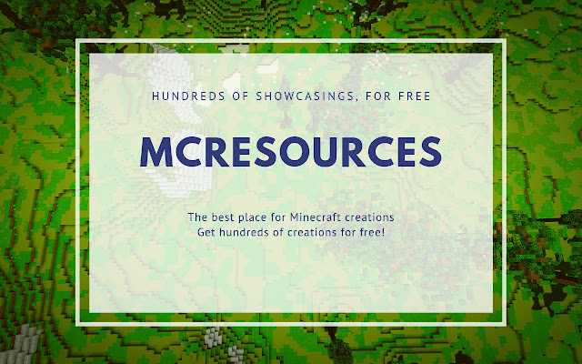 MCRES - Maps and Mods for Minecraft PE