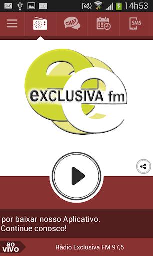 Rádio Exclusiva FM 97 5