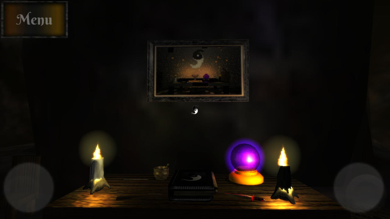 Book of Shadows Lite- screenshot