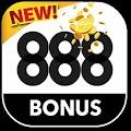 888 Free bonus app