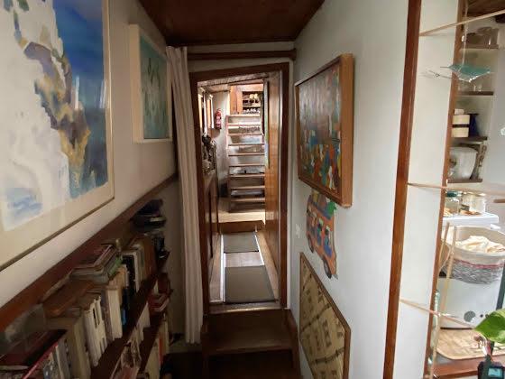 Vente péniche 4 pièces 80 m2