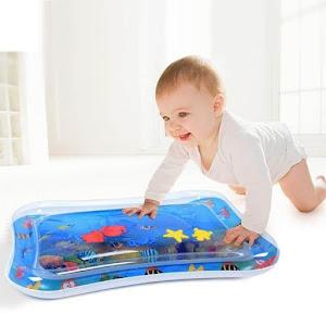 Salteluta interactiva cu apa, gonflabila pentru copii