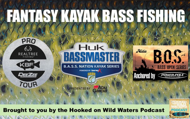 Kayak Bass Fishing Pro Tours - KBF - BASS - Hobie BOS