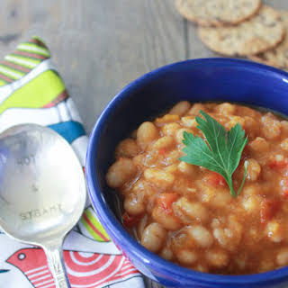 Vegetarian White Bean Chili Crock Pot Recipes.