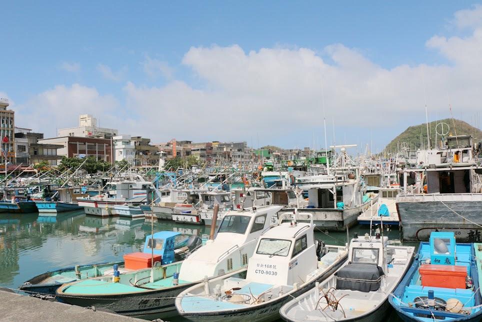 【羽諾遊記】宜蘭南方澳南寧魚貨市場♥漁港風情