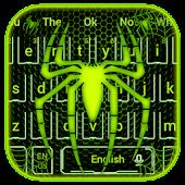 Cool Amazing Spider Keyboard Theme