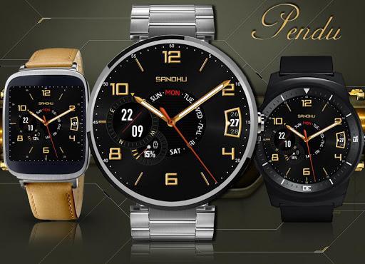 Pendu 2015 Watch Face Premium