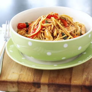 Chicken Chow Mein White Sauce Recipes
