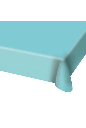 Duk, ljusblå, 180x130 cm