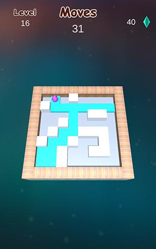 Roller splat Puzzle - Paint puzzle screenshot 4