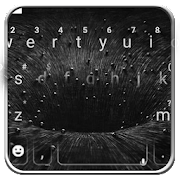 Power Black Hole Keyboard Theme