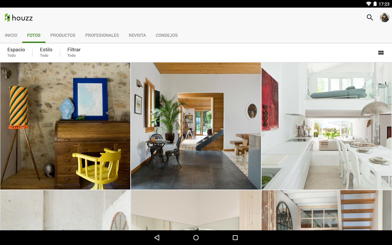 houzz decoraci n para tu hogar aplicaciones de android