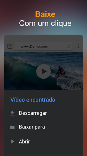 Foto do Baixador de Vídeos