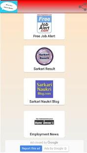 All in One Sarkari Naukri - náhled