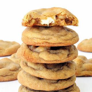 White Chocolate and Macadamia Cookies.