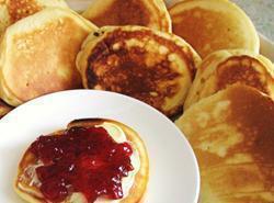 Llangofllyn Pikelets Recipe