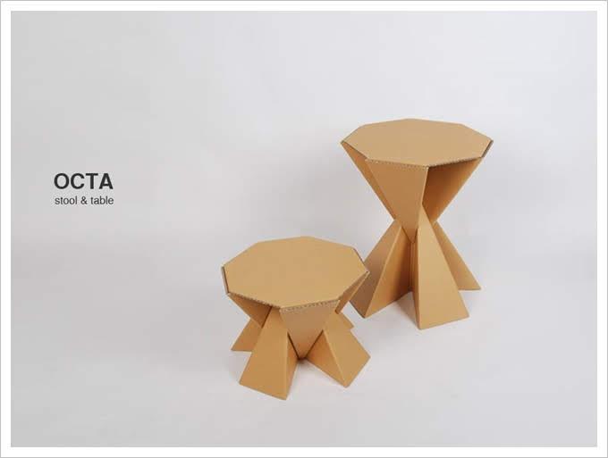 姐妹淘瘋設計木製桌凳