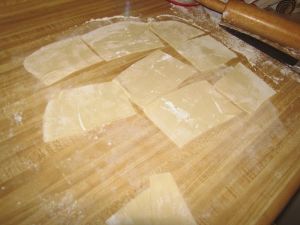 Wonton Wrappers - Homemade Recipe
