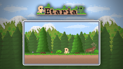 Etaria | Survival Adventure Hry pre Android screenshot