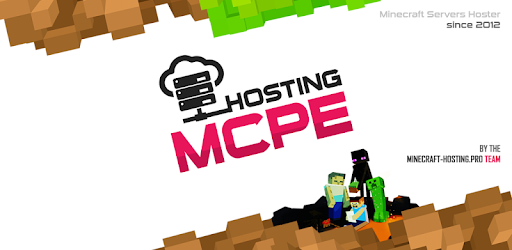 Server hosting for MCPE - Apps on Google Play