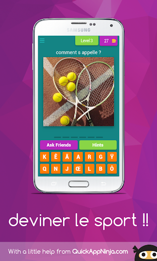 deviner le sport !! android2mod screenshots 3