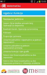 Слика снимка екрана