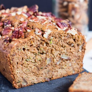 Zucchini Nut Bread Healthy Recipes
