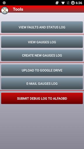 AlfaOBD Demo 2.1.9.2 screenshots 7