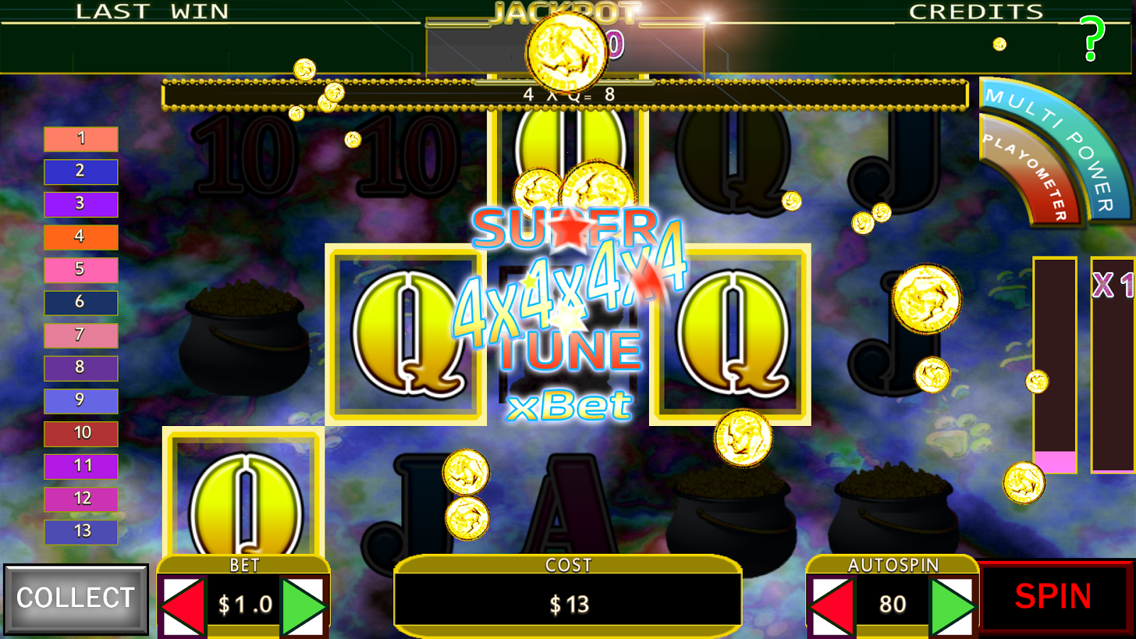 cool cats slot machine