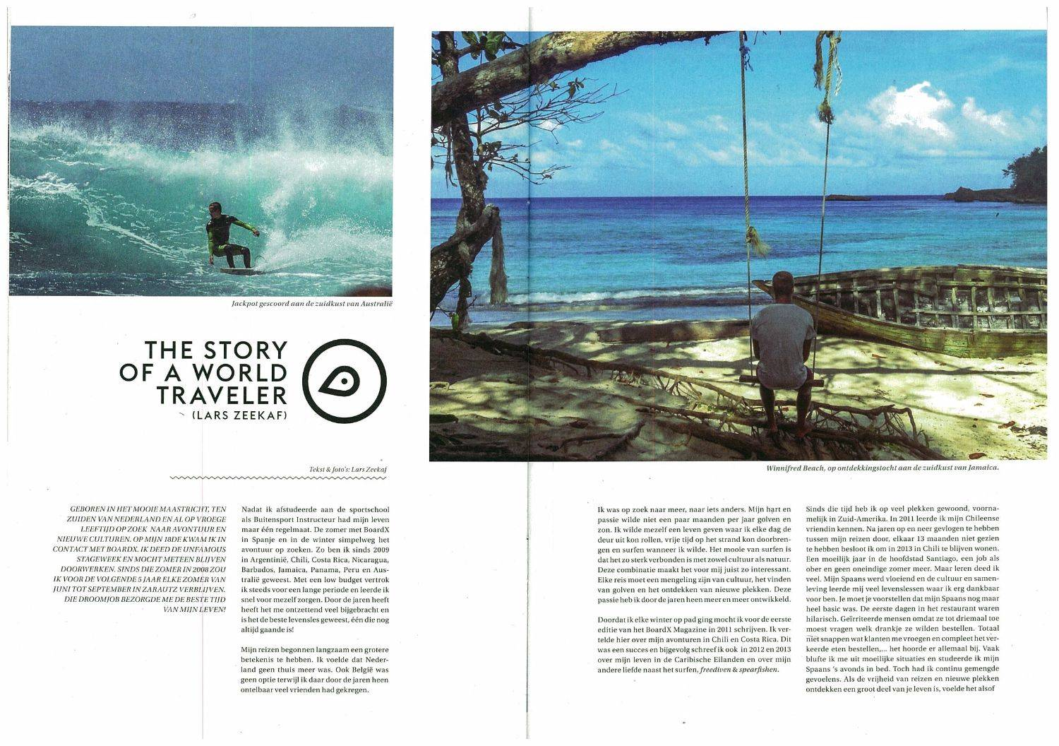 2015, July | The story of a world traveler by BoardX Surf Magazine