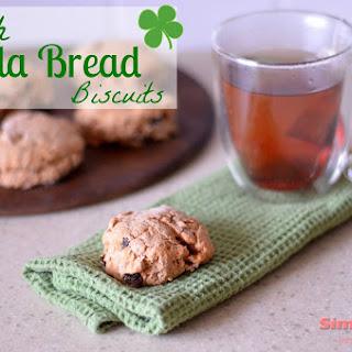 Irish Soda Bread Biscuits
