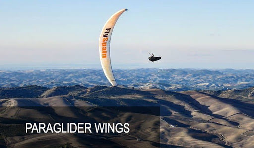 Paragliders for sale