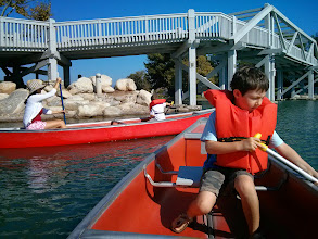 Photo: South Lake Canoeing