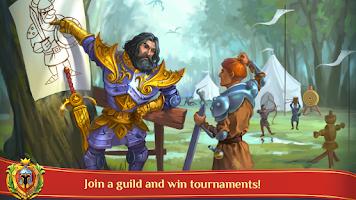 Screenshot of Warspear Online MMORPG